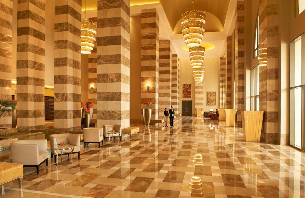 Отель St Regis в Дохе
