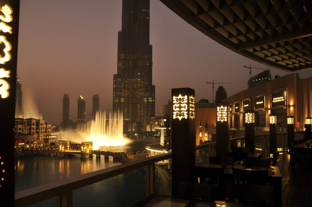 Работа в Дубаи