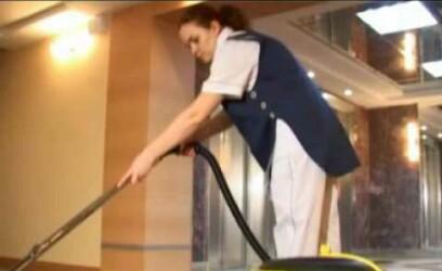 Работа ОАЭ, обслуживание номеров, горничная