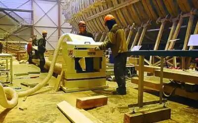 Работа строителем на верфях в Польше и ОАЭ